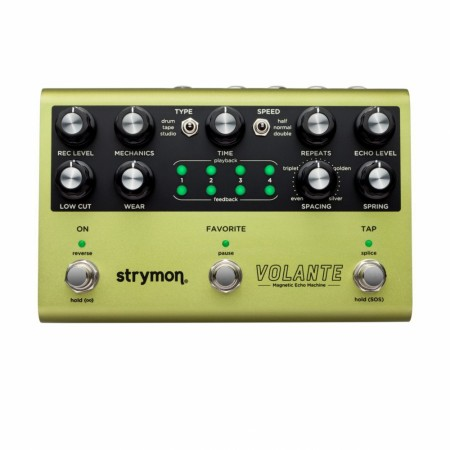 Strymon Volante Magnetic Echo Machine