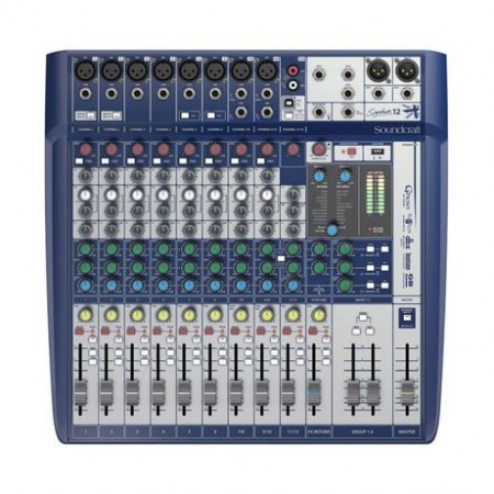 Soundcraft Signature 12 Lydmikser