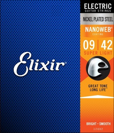 Elixir 12002 Nanoweb Electric (09-42)