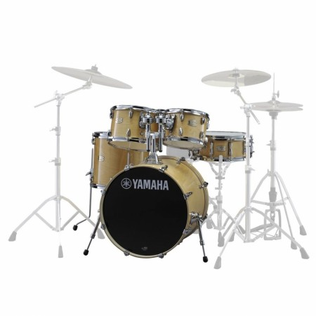 Yamaha Stage Custom Birch Natural Wood Shell Pack