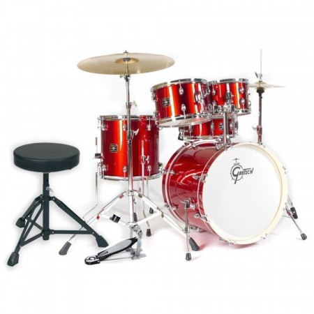 Gretsch Energy Studio Red Trommesett