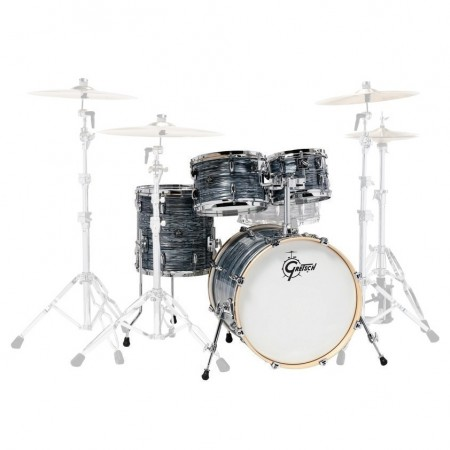 Gretsch Renown Maple RN2-E604 Silver Oyster Pearl (Shell)