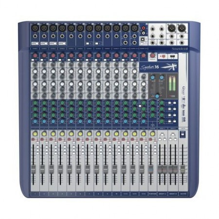 Soundcraft Signature 16 Lydmikser