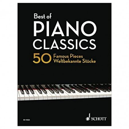 Best of Piano Classics - 50 Famous Pieces