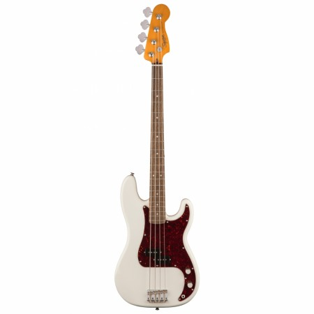 Squier Classic Vibe 60s Precision Bass LRL Olympic White