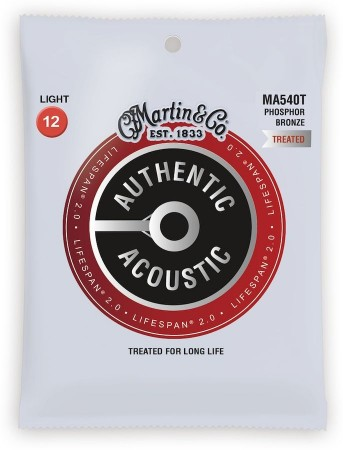 Martin MA540T Lifespan Ph.Bronze (12-54)