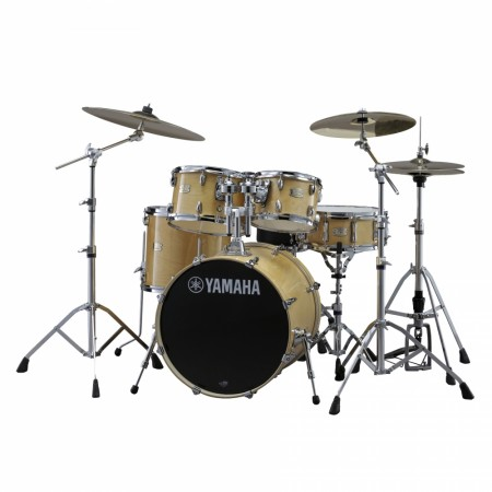 Yamaha Stage Custom Birch Natural Wood m/HW780