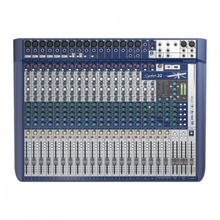 Soundcraft Signature 22 Lydmikser