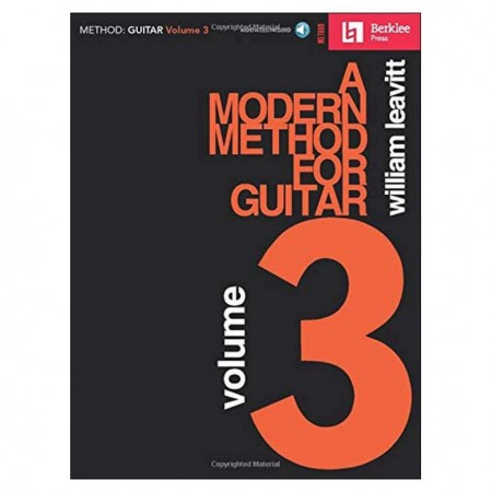 A Modern Method for Guitar Vol 3