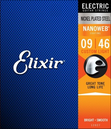 Elixir 12027 Nanoweb Electric (09-46)