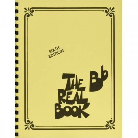 The Real Book Volume 1 Sixth Edition - Bb Instruments