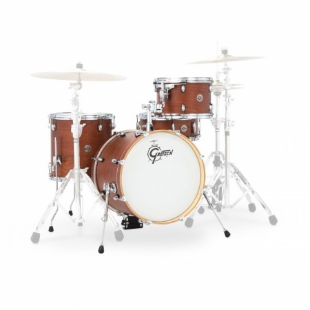 Gretsch Catalina Club CT1-J484 Satin Walnut Glaze (Shell)