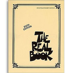 The Real Book Volume 1 Sixth Edition - C Pocket Edition