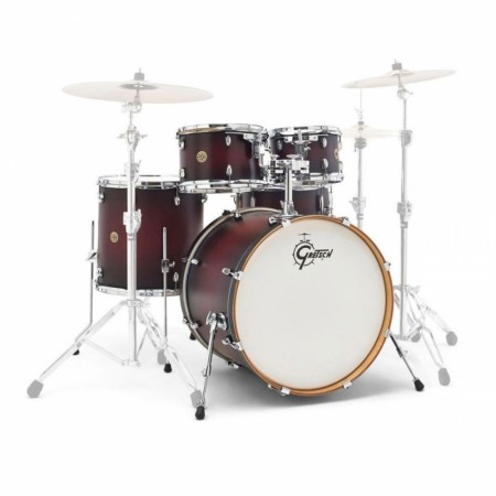 Gretsch Catalina Maple CM1-E825 Satin Deep Cherry Burst (Shell)