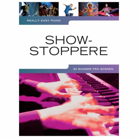 Really Easy Piano - Show-Stoppere