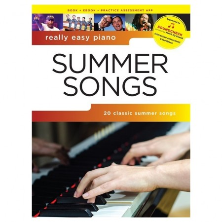 Really Easy Piano - Summer Songs